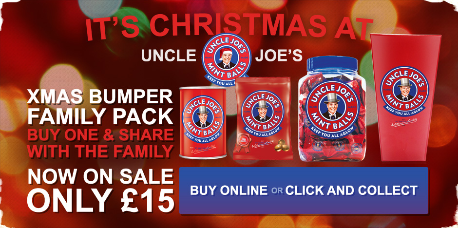 Uncle Joe's Bumper Pack