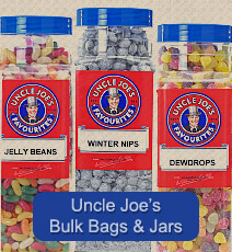 Uncle Joe's Bulk Weighout