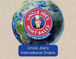 Uncle Joe's International Orders