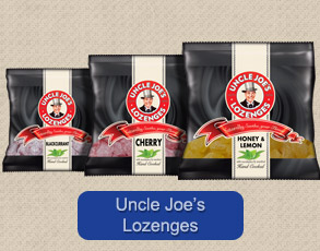 Uncle Joe's Lozenges